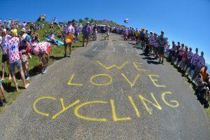 We love Cycling - Tour de France