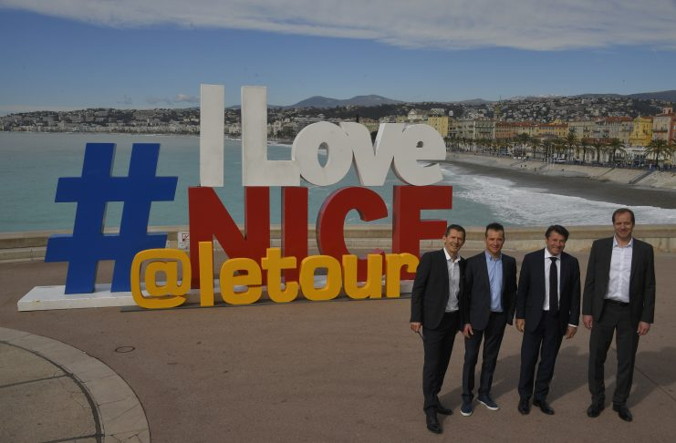 Nizza Grand Depart Tour de France 2020