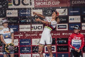 Jolanda Neff UCI XCO World Cup Albstadt