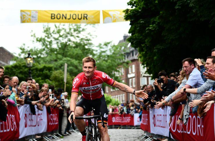 Andre Greipel Tour de France 2017 Düsseldorf