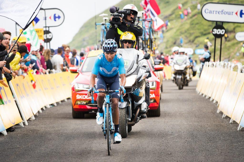 Nairo Quintana Movistar Tour de France Abus Airbreaker