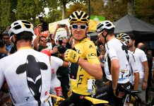 Tour de France Geraint Thomas Team Sky