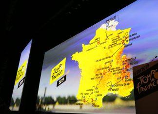 Präsentation Tour de France 2019