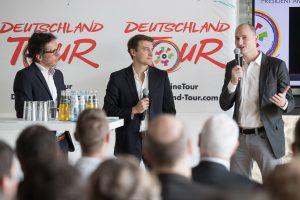 Claude Rach Jean-Etienne Amaury Deutschland Tour