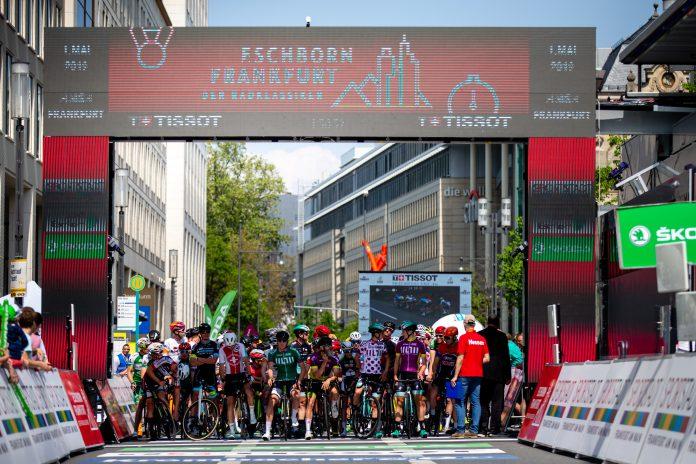 U19 Junioren Eschborn-Frankfurt 2019
