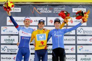 Evgeny Shalunov Gazprom RusVelo Vuelta Aragon