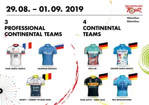 ProContinental Continental Teams Deutschland Tour 2019