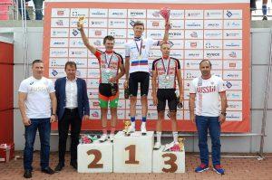 Vlasov Gazprom RusVelo Russische Meisterschaft