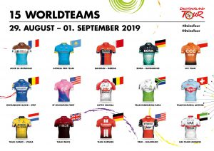 WordlTeams Deutschland Tour 2019