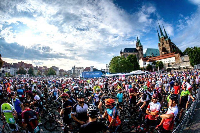 Jedermann Tour Deutschland Tour Thüringen