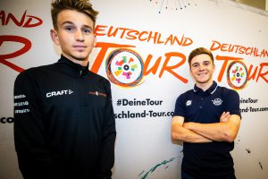 Lennard Kämna Sunweb Remco Evenepoel Deceuninck-Quick Step Deutschland Tour