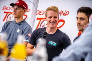 Nils Politt Katusha Pascal Ackermann Bora-hansgrohe Deutschland Tour