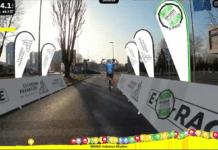 Damiano Cima Eschborn Frankfurt E-Race Sieg Gazprom RusVelo
