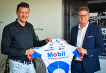 Mario Heise Vorstandsvorsitzender Christian Dierks Leitung Marketing BKK Mobil Oil