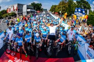 Jens Voigt kinder+Sport mini tour Deutschland Tour