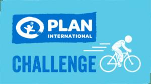 Plan International Challenge Logo