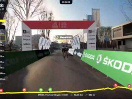 Eschborn Frankfurt E-Race Rad-Bundesliga