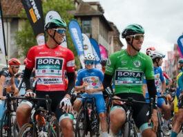 Nils Politt Pascal Ackermann Bora hansgrohe Deutschland Tour 2021